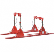 YCC Models Mammoet Heavy Lift Gantry Set